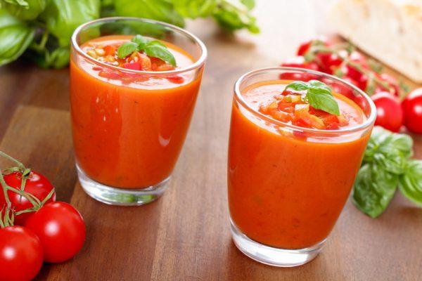 Gazpacho, la sopa más refrescante y saludable
