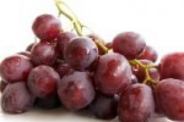 Es tiempo de comer uva, rica en antioxidantes