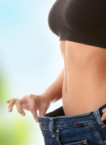 Pierde peso y gana salud.