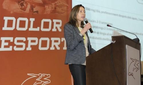 Jornada Dolor y Deporte en el CAR Sant Cugat del Vallès