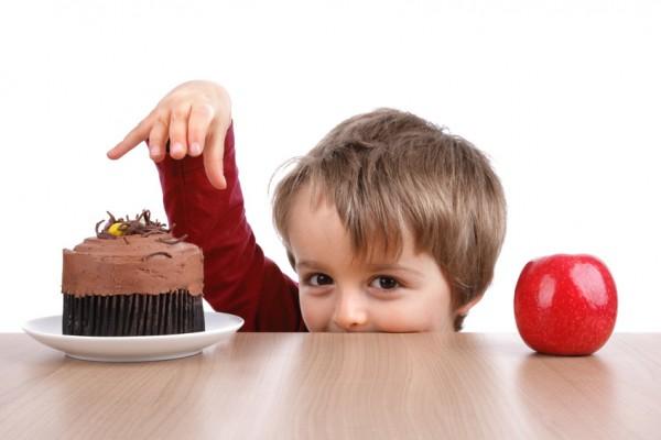 Niños con sobrepeso y obesidad
