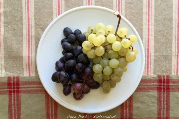 ¿Que tipo de uva es mejor, la blanca o la negra?