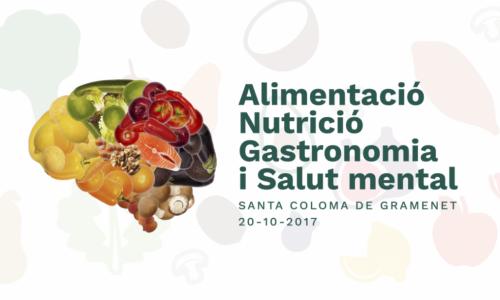 2a Jornada Alimentació, Nutrició, Gastronomia i Salut mental.