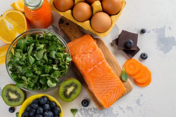 Aliments indispensables per a la vista