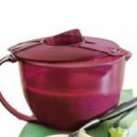 Cocina fácil al microondas con Tupperware