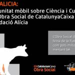 """El """"Bus Alicia"""" visita Sabadell"""