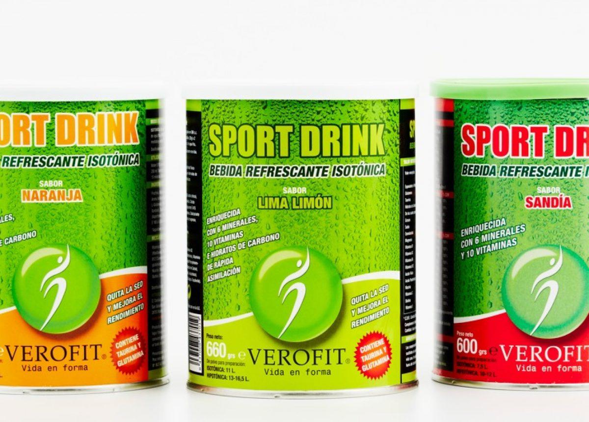 VEROFIT 0360 sport drink x 3