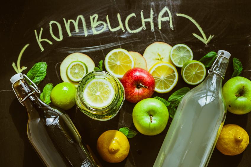 Té kombucha, la bebida que está de moda