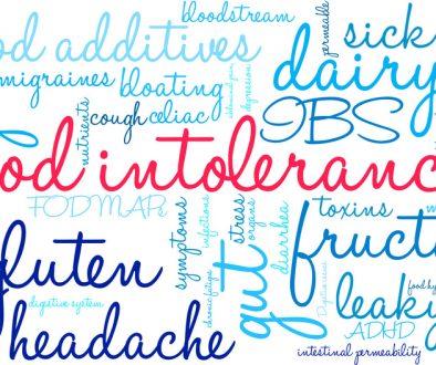 Gluten intolerancia