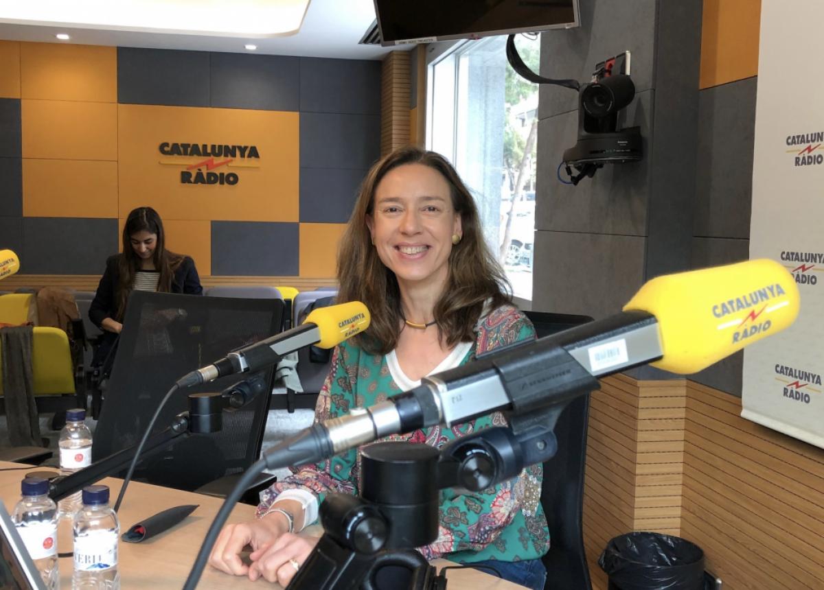 Anna Paré Catalunya radio