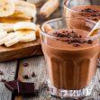 Serotonina batido platano cacao