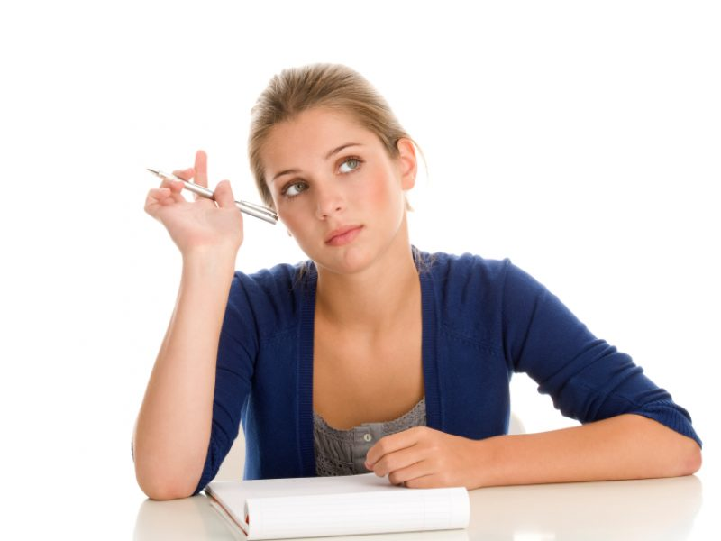 Alimentació i exàmens